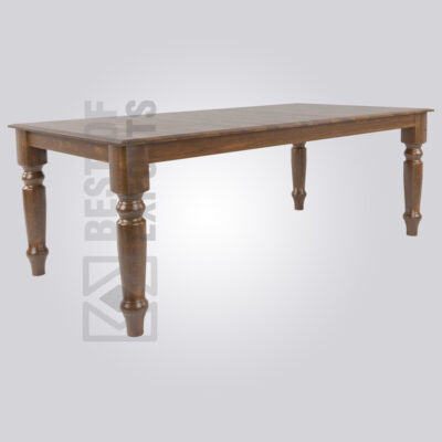 Royal Wooden 6 Seater Dining Table