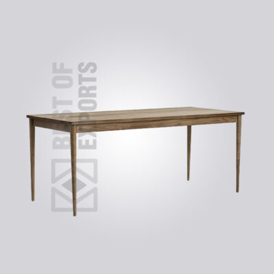 Wooden Dining Table - 6 Seater