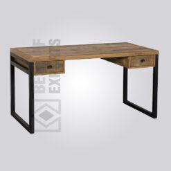 Industrial Working Desk Reclaimed Wood