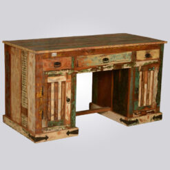 Reclaimed Wood Working Table