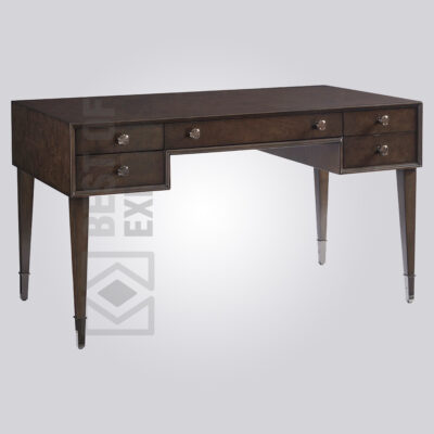 Wooden Working Desk with drawers